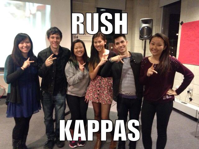 Rush Kappa Phi Lambda